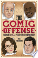 The Comic Offense from Vaudeville to Contemporary Comedy Book PDF