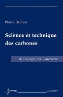 Science et technique des carbones : de l'énergie aux matériaux