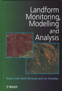 Landform Monitoring  Modelling and Analysis Book