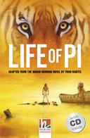 Life of Pi  Mit 1 Audio CD  Level 4  A2 B1  Book
