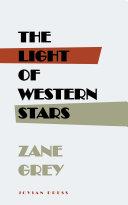 The Light of Western Stars [Pdf/ePub] eBook
