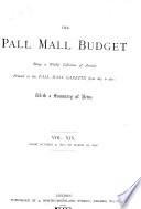 The Pall Mall Budget Book PDF