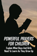 Powerful Prayers For Children Book PDF
