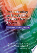 Implementing An Electronic Medical Record System