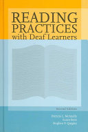 Reading Practices with Deaf Learners Book
