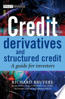 Credit Derivatives and Structured Credit Book