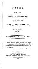 Notes on All the Books of Scripture