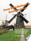 From Zuid Holland To South Holland