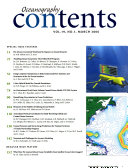 Advances in Computational Oceanography