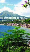 Des contes de Ti Jean... Pdf/ePub eBook