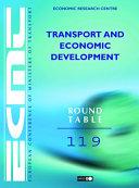 ECMT Round Tables Transport and Economic Development Book