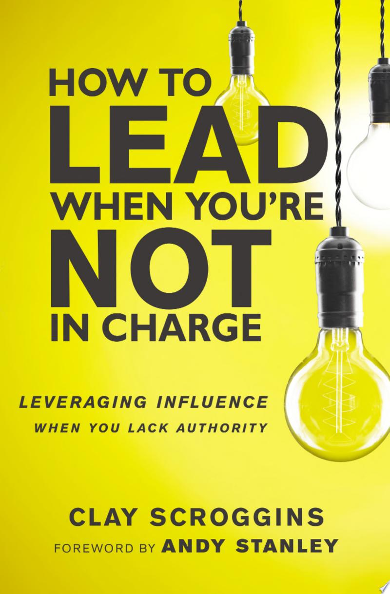 How to Lead When You're Not in Charge image