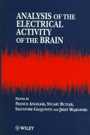 Analysis of the Electrical Activity of the Brain Book