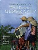 Contemporary World Regional Geography