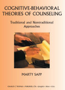 Cognitive-behavioral Theories of Counseling