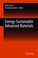 Energy Sustainable Advanced Materials