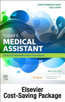 Today's Medical Assistant - Book, Study Guide, and SimChart for the Medical Office 2020 Edition Package