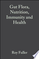 Gut Flora Nutrition Immunity And Health Book PDF