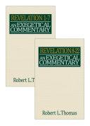 Revelation Exegetical Commentary   2 volume set