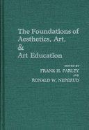 The Foundations of Aesthetics  Art   Art Education