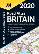 Road Atlas Britain 2020