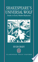Shakespeare S Universal Wolf