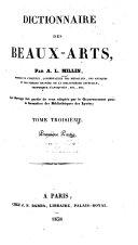 Dictionnaire des beaux-arts ebook
