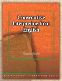 Consecutive Interpreting from English