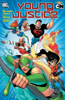 Young Justice Vol  1