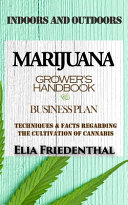 Marijuana Grower s Handbook   Business Plan