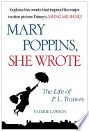 Mary Poppins  She Wrote Book