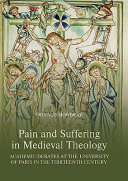 Pain and Suffering in Medieval Theology