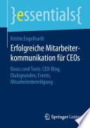 Erfolgreiche Mitarbeiterkommunikation für CEOs