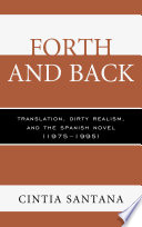 Forth and Back  : Translation, Dirty Realism, and the Spanish Novel (1975–1995)