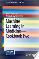 Machine Learning in Medicine   Cookbook Two Book