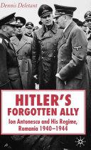 Hitler's Forgotten Ally Pdf/ePub eBook