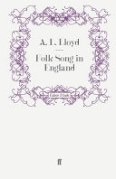 Folk Song in England