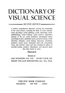 Dictionary of Visual Science