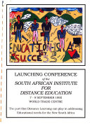 Launching Conference of the South African Institute for Distance Education