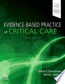 Evidence Based Practice Of Critical Care E Book Book PDF
