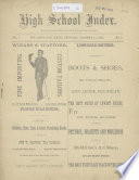 High School Index
