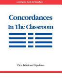 Concordances in the Classroom