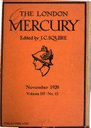 The London Mercury