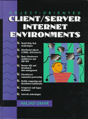 Object oriented Client server Internet Environments