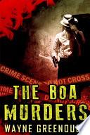 The Boa Murders Book PDF