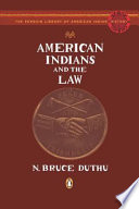 American Indians and the Law