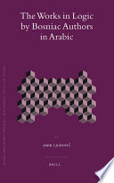 Read Online The Works in Logic by Bosniac Authors in Arabic For Free