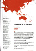 Art and AsiaPacific