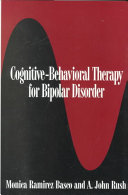 Cognitive Behavioral Therapy for Bipolar Disorder