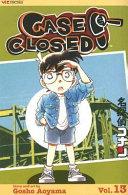 Case Closed  Vol  13
